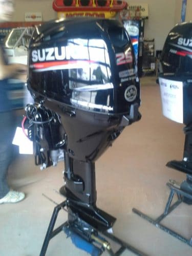 Moteur Suzuki atl 25hp 2017