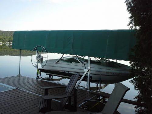 Élévateur de bateau