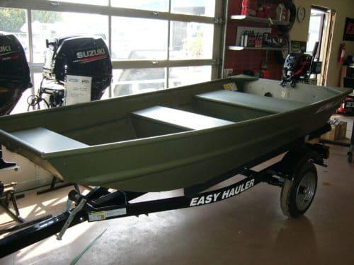 Chaloupe Alumacraft Jon Boat