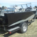 Réparation bateau de pêche