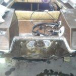 Restauration bateau
