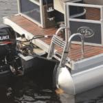 Fish and Cruise Pontoon