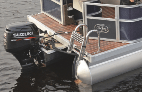 Fish and Cruise Pontoon