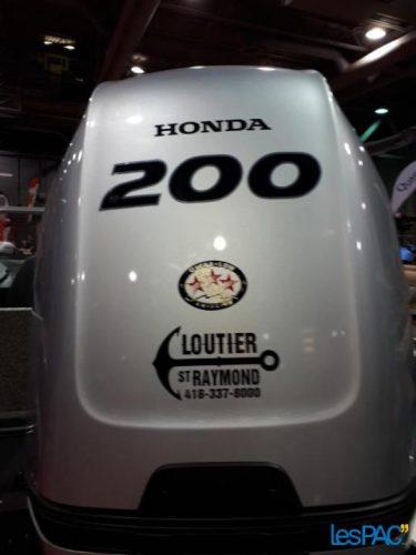 HONDA 4 HP NOUVEAU CONCESSIONNAIRE CLOUTIER ST-RAYMOND !!