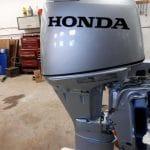 MONTEGO BAY 8516 – 9.9 HP HONDA