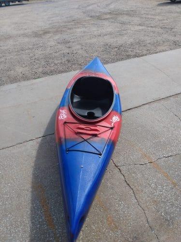Kayak Lobo